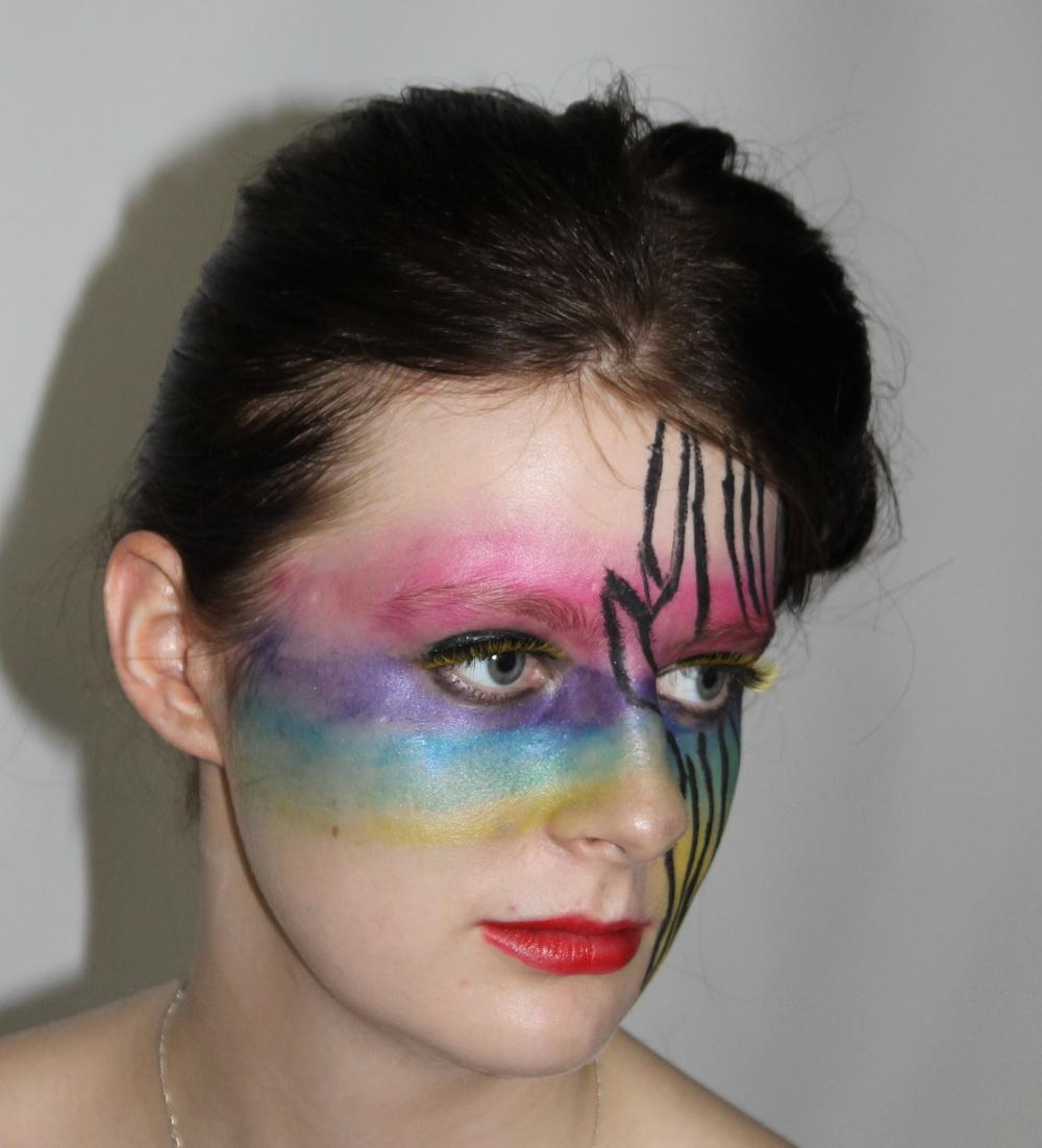 character makeup - Tempest (1)