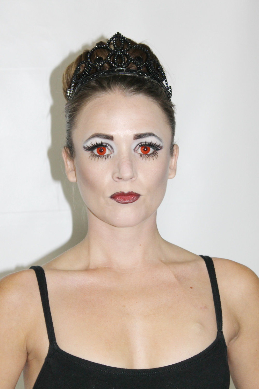 media makeup Black Swan (2)