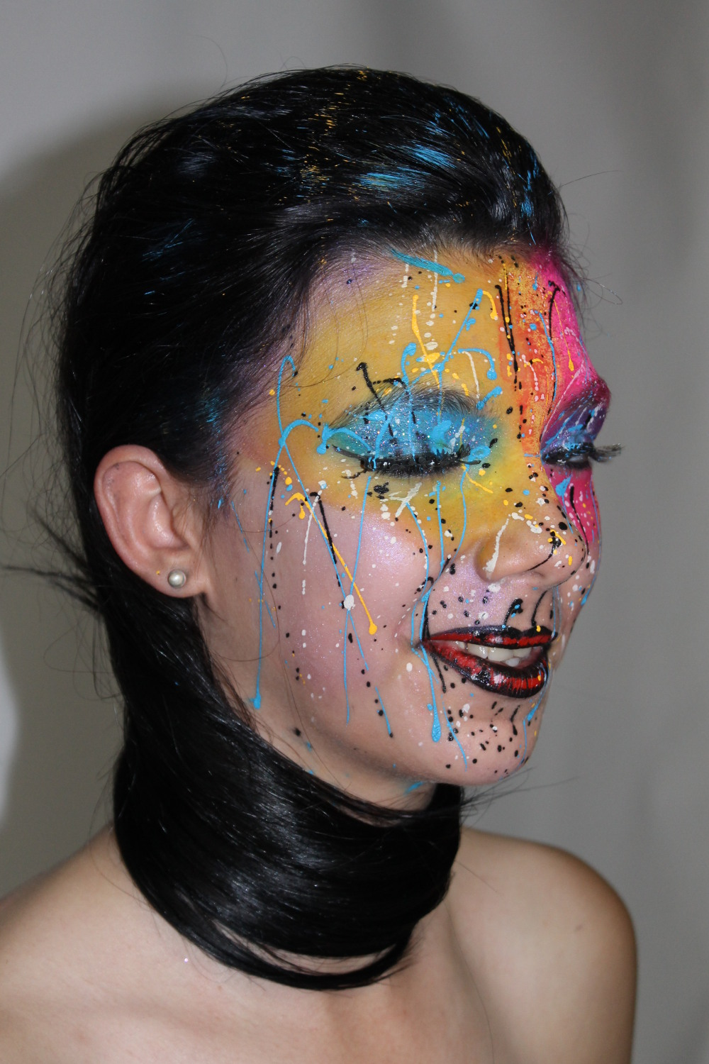 media makeup Paint Splashes (1)