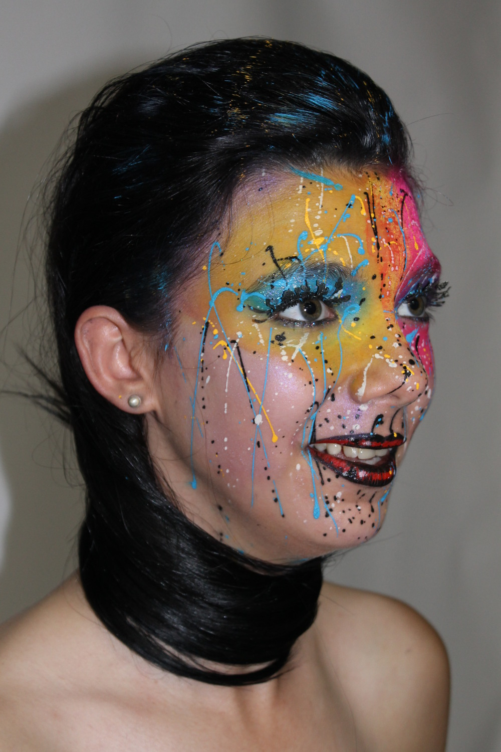 media makeup Paint Splashes (2)