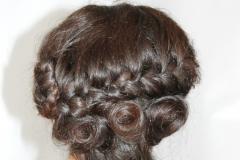 Fashion hair styling