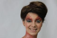 Fashion makeup Frestive