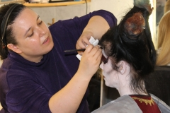 MUA Student Sascha on Witch of Darkness
