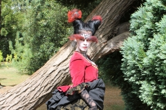 character makeup Witch of Darkness (2)