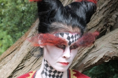 character makeup Witch of Darkness