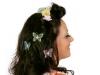 centre stage student Bryanna-Angel Allen fashion editorial makeup