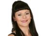 centre stage student Chloe Thomsett daytime tv makeup hair down