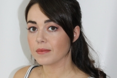 media makeup course assessment 2016 - tv natural look