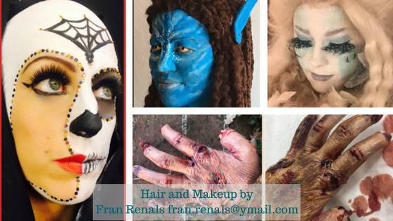 testimonial for the Complete Media Makeup and Hair Course from Fran Renals