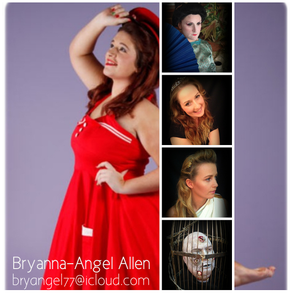 Hair and Makeup by Bryanna-Angel Allen