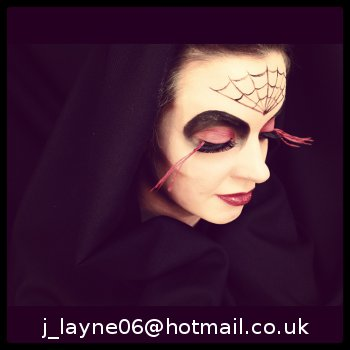 Halloween project at Centre Stage Studio - Jasmin Layne