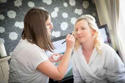 wedding makeup - bridal makeup course east sussex