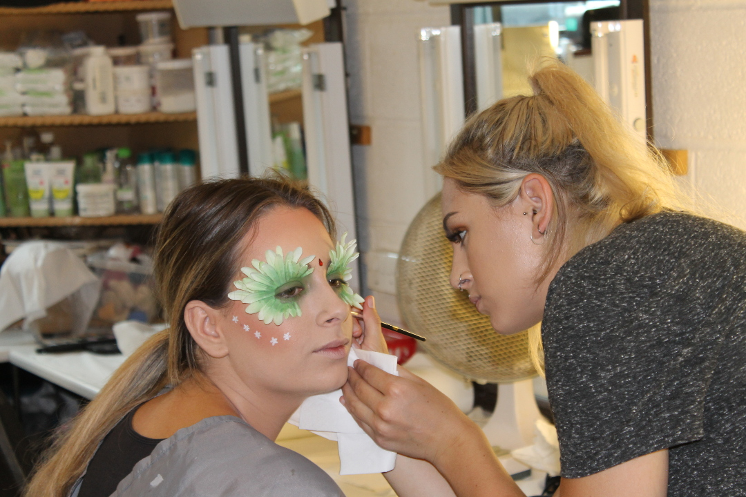 hands-on practical makeup artist course east sussex